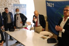 """A Montegrosso la bandiera """"Spighe Verdi"""" ottenuta dal Comune di Andria per il terzo anno consecutivo"""
