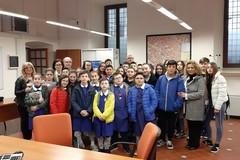 """A scuola di giornalismo: l'I.C. """"Imbriani-Salvemini"""" all'Ufficio stampa del Comune"""