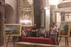 Le opere del'artista andriese Michele Ficarazzo nella Cattedrale di Canosa di Puglia