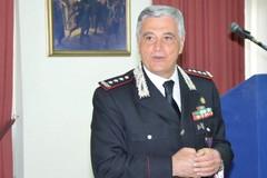 Il generale di corpo d'armata Vittorio Tomasone in visita alla Compagnia Carabinieri di Andria