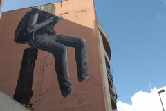 """Street Art: questa sera la presentazione del murale """"Ritornerai?"""""""