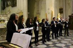 Andria canta per Papa Francesco
