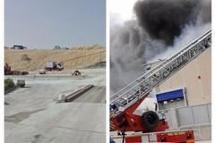 """Ambiente: """"Sull'incendio di Barletta e discarica di Andria, cosa si è fatto per tutelare i cittadini andriesi ?"""""""