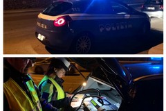 Controlli alla circolazione stradale da parte della Polizia di Stato e della Locale