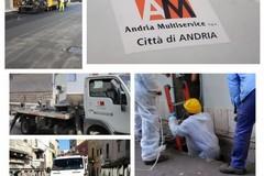 Proclamato lo stato d'agitazione dei dipendenti dell' Andria Multiservice S.p.A
