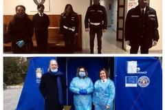 Ancora gesti di solidarietà nei confronti del personale sanitario e della Polizia Locale