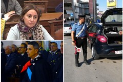 Aggressione carabiniere: la solidarietà del Sindaco Bruno, la condanna dell'autore