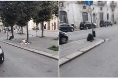 """Ancora rifiuti abbandonati in via Annunziata: """"portate qui le fototrappole"""""""
