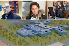 """Gli auguri del Sindaco Bruno ai neo direttori di struttura complessa dell'ospedale """"Bonomo"""" di Andria"""