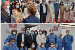 """Hub vaccinali di Andria e Barletta, Sen.ri Damiani e Ronzulli (FI): """"Ottimo lavoro svolto dal personale sanitario e dai volontari"""""""