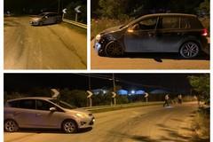 Incidente tra due autovetture allo svincolo di via Canosa della sp 231