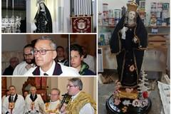 Recuperata l'antica statua di Maria SS. Addolorata