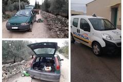 Una serie di furti sventati in alcune villette della zona di Castel del Monte