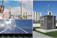 Al via la manutenzione degli impianti fotovoltaici comunali ed il monitoraggio dell'aria in città