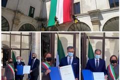 Festa della Repubblica: Onorificenze al Merito per gli andriesi Riccardo Matera, Mario Mucci ed Emanuele Sterlicchio