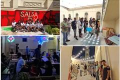 All'Officina San Domenico il Salsa Day: una giornata di festa per una salsa di comunità