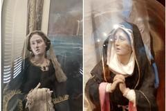 Festività di Maria SS.ma Addolorata: benedizione di due statue sotto campana