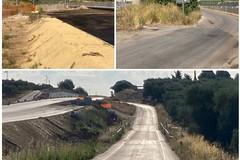 Allargamento provinciale Andria Canosa di P.: complanari pericolose, a rischio sicurezza
