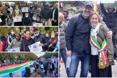 Anche Andria alla marcia per la pace Perugia Assisi. Il VIDEO