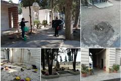 Commemorazione dei Defunti: al Cimitero rubati anche gli addobbi floreali