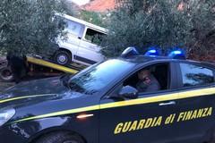 Ritrovato dalla Finanza di Barletta il furgone rubato della Asl Bt