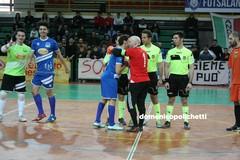 "Un coriaceo Bitonto stende la Florigel Andria al ""Palasport"": biancazzurri battuti 3-7"