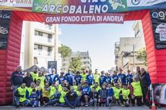 Gran Fondo Città di Andria, il Memorial Sanguedolce è Fedele ai pronostici: è stata una grande festa
