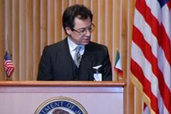 Giannicola Sinisi presenta A Sicilian Patriot