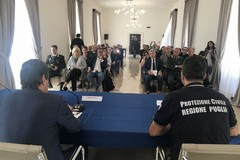 Settimana di protezione civile, giornata formativa a Barletta