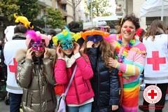 """""""Festa della Pentolaccia"""" all'insegna dei sorrisi con i Giovani della Croce Rossa"""