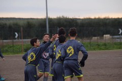 Nuova Andria Calcio: vincono Juniores e Giovanissimi, pari degli Allievi