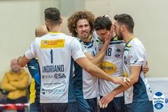 Vittoria di carattere per la Florigel Pallavolo Andria contro l'Ancona