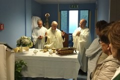 Mons. Mansi partecipa alle feste rurali della Madonna della Quercia e di S. Maria al Monte