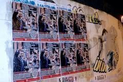 Siria, manifesti pro-Assad di Casa Pound in tutta Italia