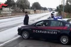 Non si fermano ad un posto di controllo dei Carabinieri, arrestati due andriesi