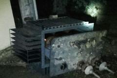 Raid notturno a danno di una cabina dell'Enel
