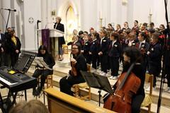 """Chiesa Immacolata gremita per ascoltare le dolci note natalizie del coro """"Cotugno in Canto"""""""