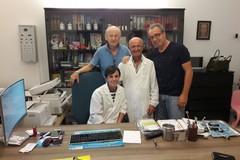 Fidelis Andria, versato a Onda d'urto il denaro destinato alla ricerca contro il cancro