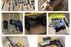 Arresto del giudice De Benedictis: dopo quelle di Andria, trovate altre armi a Ruvo di Puglia