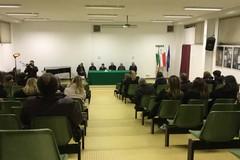 """Dialogare con la storia: gli studenti del """"R. Nuzzi"""" incontrano l'ex partigiana """"Luce"""""""