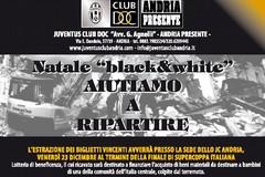"""""""Aiutiamo a ripartire"""", lotteria benefica dello Juventus Club Andria"""