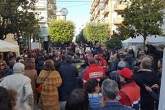 Il Nucleo Volontariato Città di Andria pronto ad ogni necessità