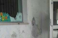 """""""Gabelli"""", vandali nella notte all'esterno dell'asilo nido"""