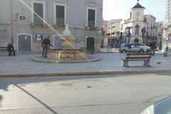 Forza Andria: spreco di acqua dalla fontana di via Ceruti. Il video
