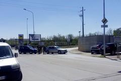 Incidente stradale allo svincolo via Corato SP 231