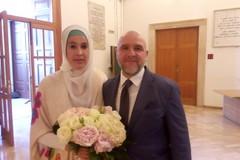 Matrimonio internazionale a Palazzo di città tra musulmani