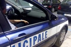 Alloggio popolare sgomberato dalla Polizia Municipale