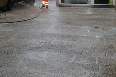 Interventi di pulizia per strade e marciapiedi