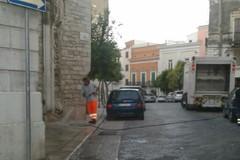 Interventi di pulizia straordinaria per il centro storico e villa comunale