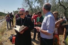 Santa Messa in suffragio delle 23 vittime della tragedia ferroviaria, presieduta dal Vescovo Mons. Mansi